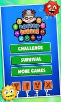 Screenshot of Doctor Bubble