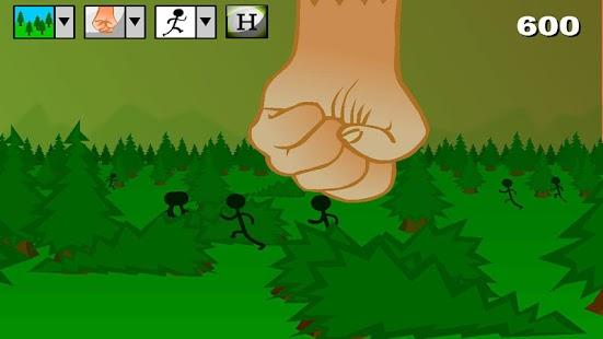 【免費動作App】Kill The Stickman-APP點子