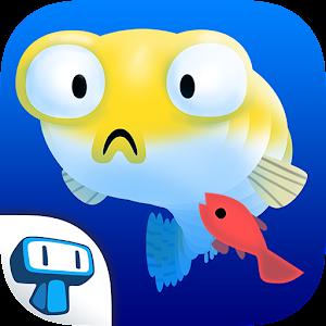 Bob - 3D Virtual Pet Blowfish For Kids