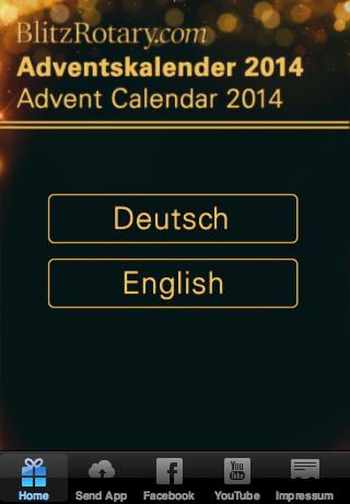 BlitzRotary Adventskalender