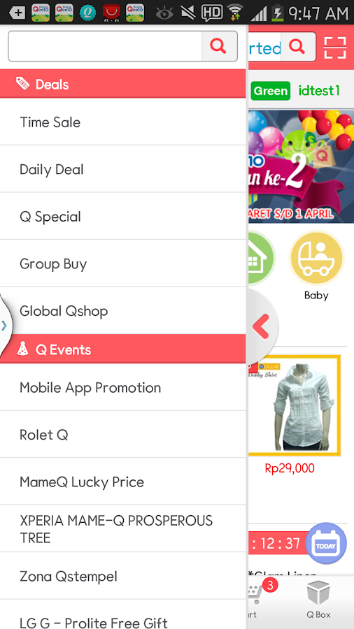 Qoo10 Indonesia - Android Apps on Google Play