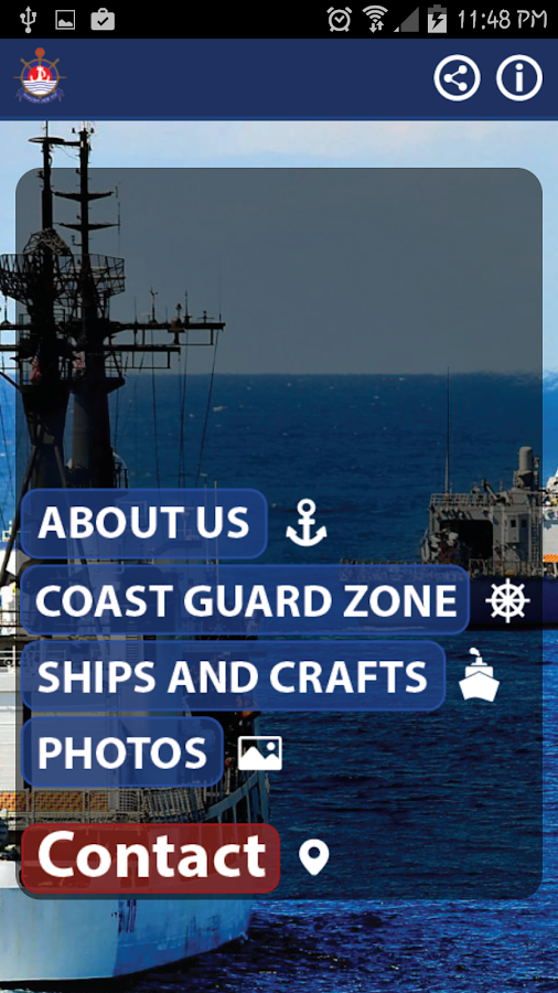 COAST GUARD BANGLADESH- screenshot