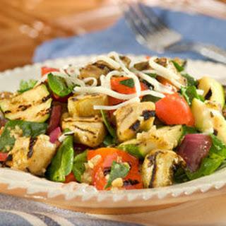 Mediterranean Chopped Ratatouille Salad.