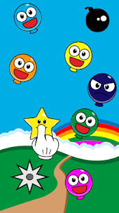 Pop Smiley Balloons- screenshot thumbnail