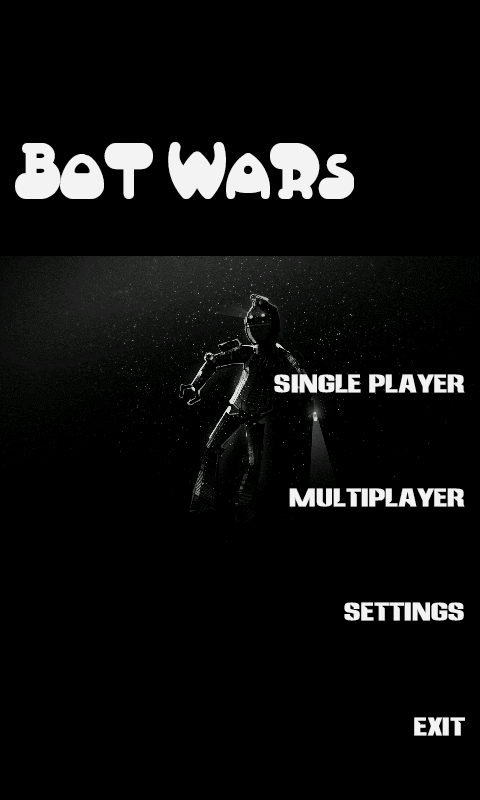Bot Wars- screenshot