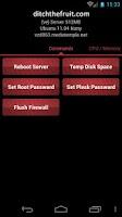 Screenshot of (mt) Server Monitor FREE