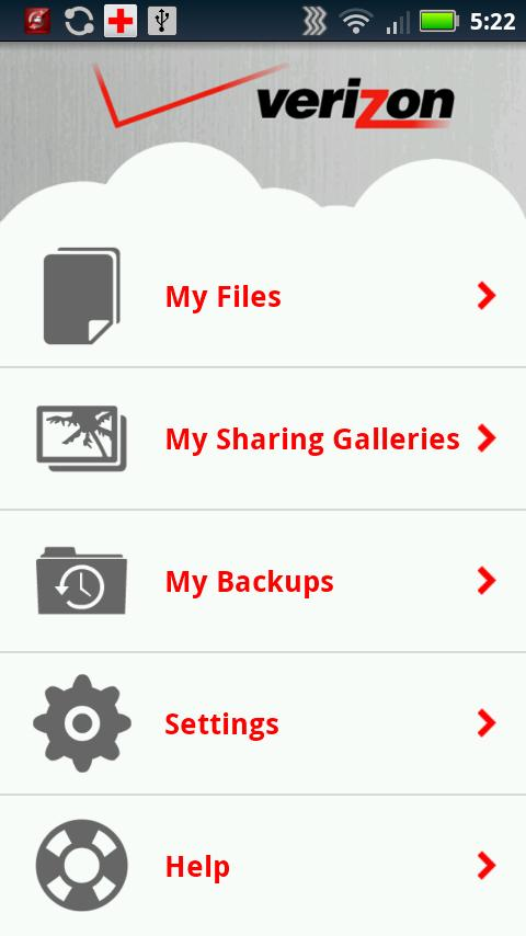 Verizon Backup/Share–FiOS&HSI - Android Apps on Google Play
