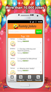 Funny Jokes +10 000
