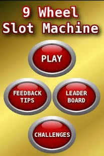 9 WHEEL SLOT MACHINE - screenshot thumbnail