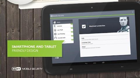 Mobile Security & Antivirus Screenshot 1