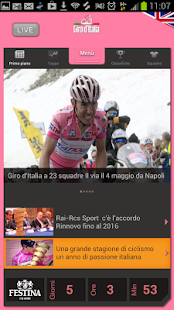 Giro d'Italia - screenshot thumbnail