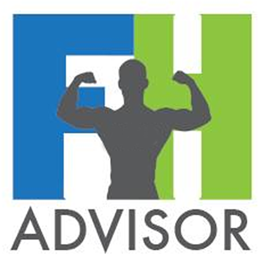 Fitness and Health Advisor LOGO-APP點子