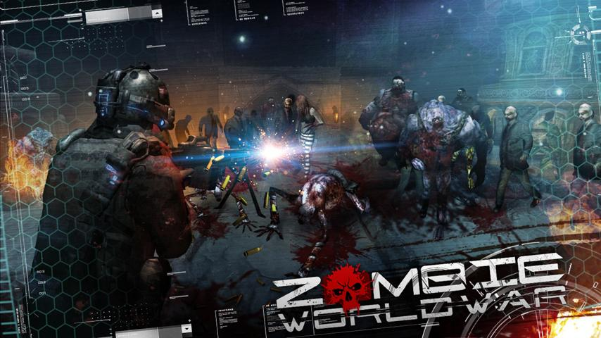 Zombie World War- screenshot