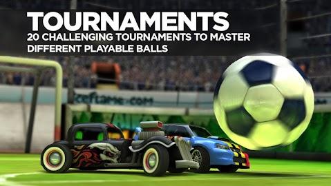 SoccerRally World Championship Screenshot 3