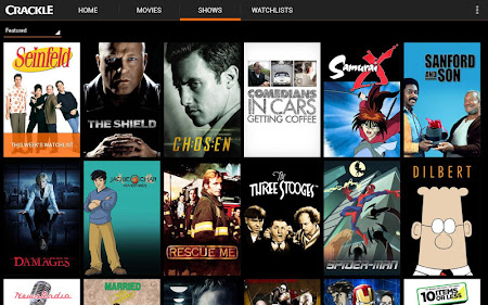 Crackle - Movies & TV 4.4.4.6 screenshot 82003