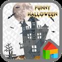 Funny Halloween Dodol Theme
