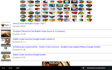 ルービックキューブのチュートリアルのおすすめ画像1