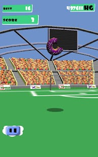 Juggle Soccer- screenshot thumbnail