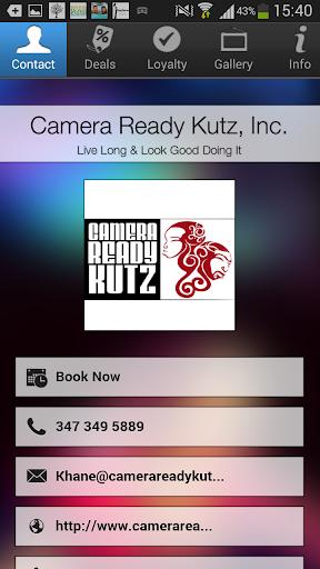 Camera Ready Kutz Inc