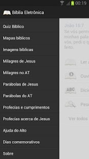 Bíblia Eletrônica - screenshot thumbnail
