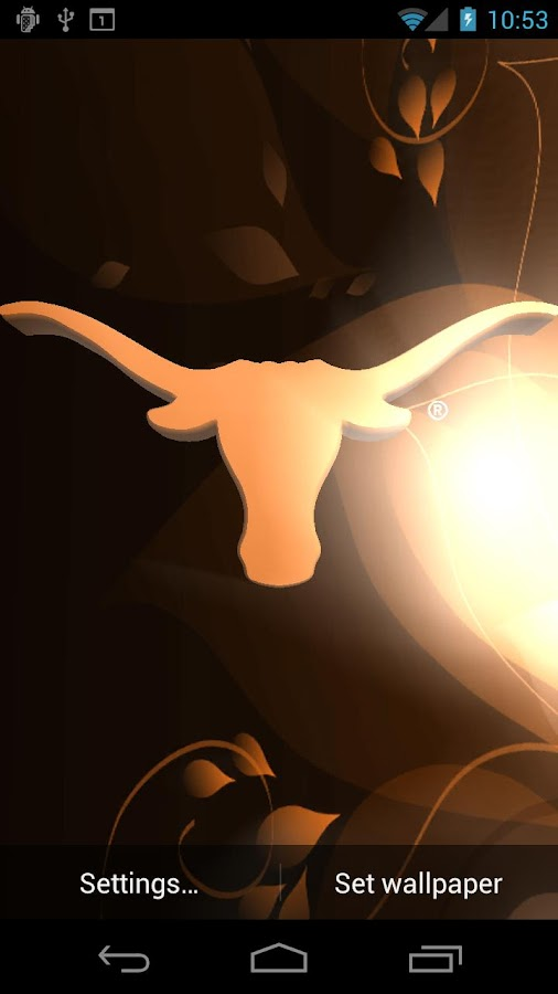 Texas Longhorns LWPs & Tone- screenshot