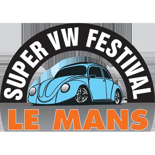 Super VW Festival LOGO-APP點子