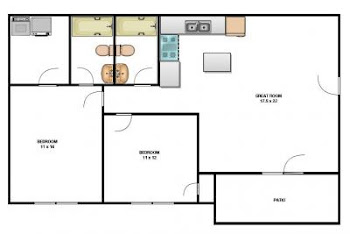 Go to The Kendra Floorplan page.