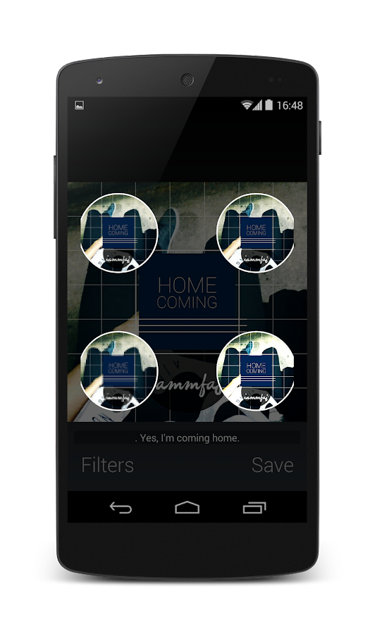 InstaFlikr Downloader- screenshot