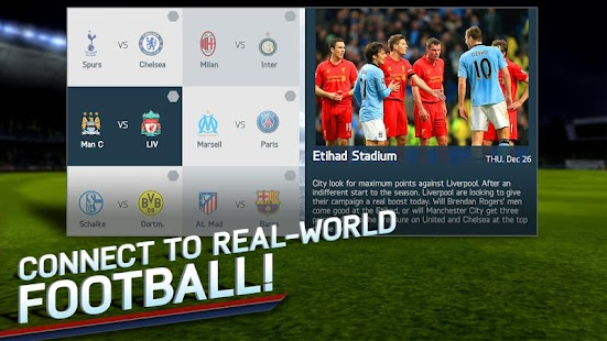Free Download FIFA 14 by EA SPORTS™ APK for Samsung
