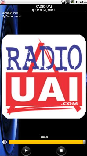 RÁDIO UAI - QUEM OUVE CURTE