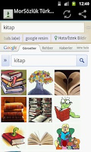Mor German-Turkish Dictionary - screenshot thumbnail