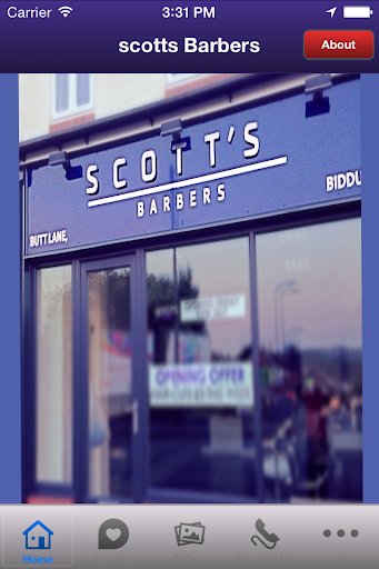 Scotts Barbers