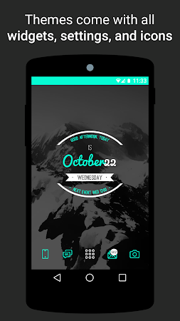 Themer: Launcher, HD Wallpaper 1.92 screenshot 50085