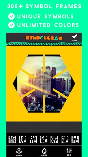 SymbolGram - シェイプフォト