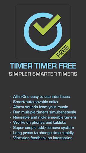 Timer Timer Free - Multi Timer