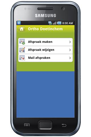 OrthoDoet - screenshot