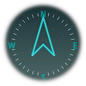 Wicked Space Compass logo