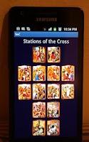 Screenshot of Stations of Cross