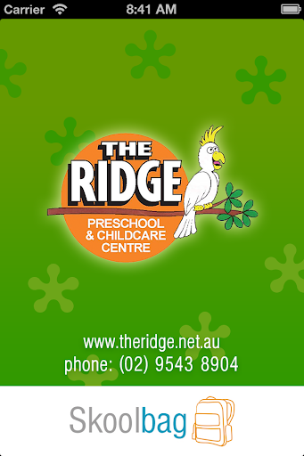 The Ridge Preschool - Skoolbag