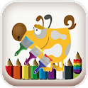 儿童画家 icon