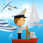 Лодки и корабли для малышей icon