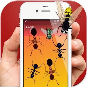 Ants in Phone Screen Killer for PC and MAC