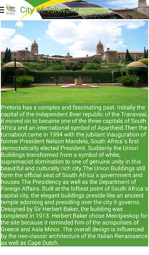City of Tshwane|玩旅遊App免費|玩APPs