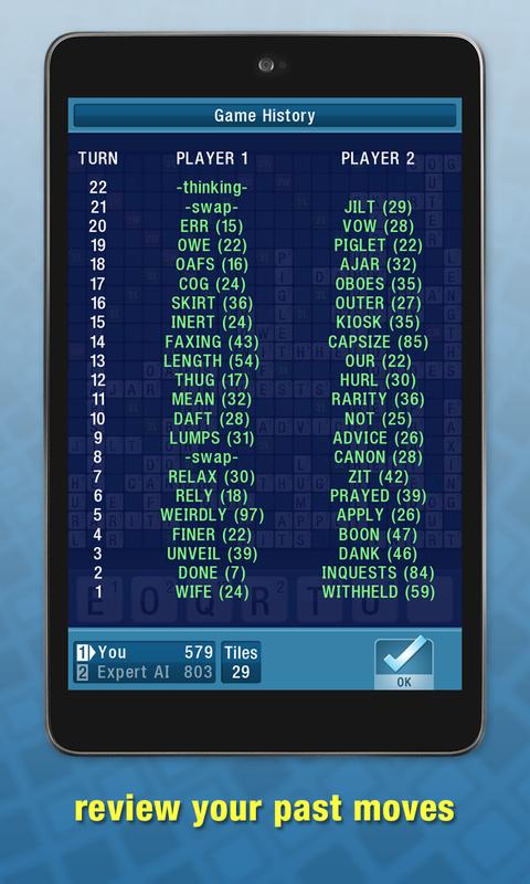 CrossCraze : Classic Word Game - screenshot