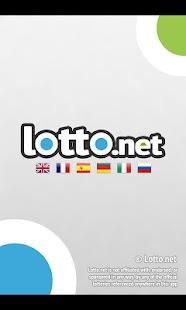 Lotto.net Lottery App - screenshot thumbnail