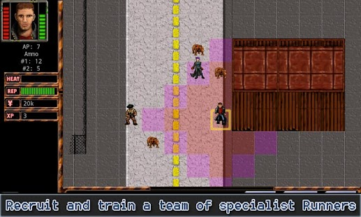 Cyber Knights RPG Screenshot 25