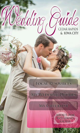 Wedding Guide: Cedar Rapids
