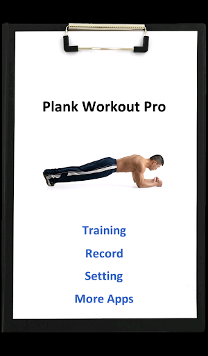 Plank - 6 Pack Abs Exercises