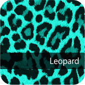 Cute! CyanLeopard WallPaper4
