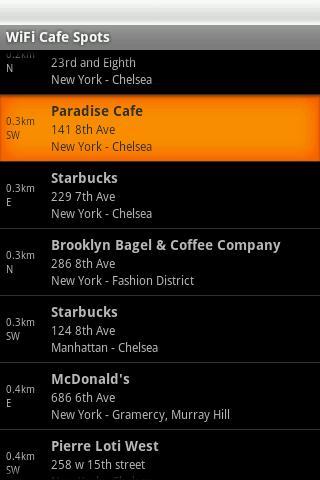 New York Free WiFi- screenshot